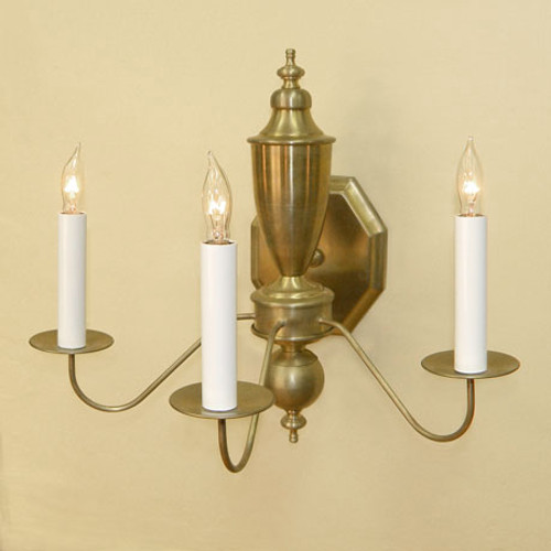 Hildene Sconce - Three Arm