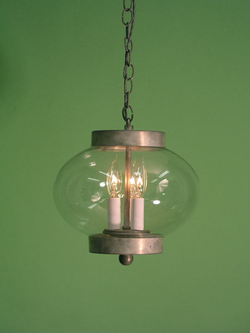 Dorset Onion Pendant Light 12""