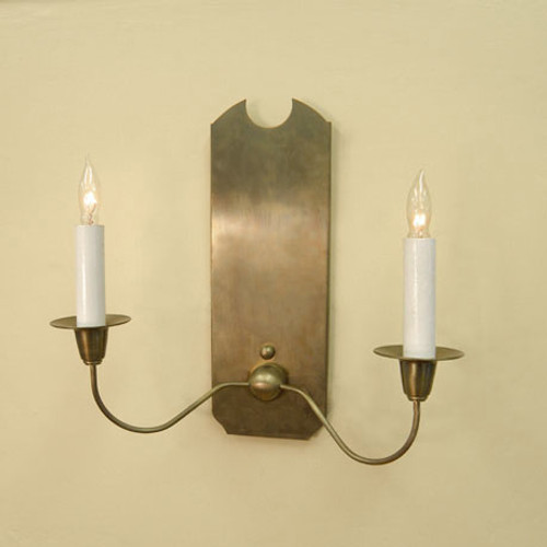 Arlington Sconce - Two Arm