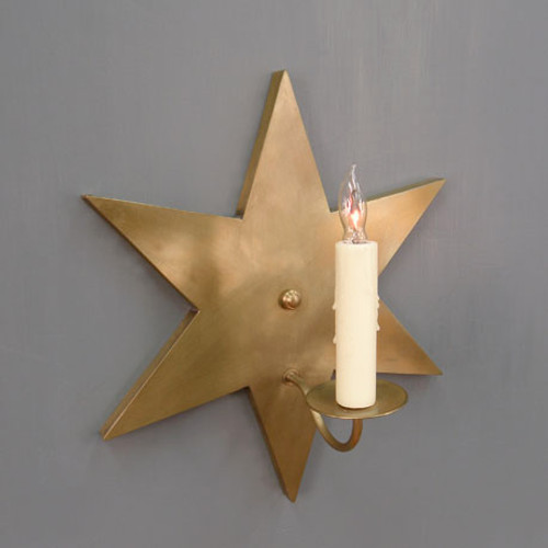 Star Sconce