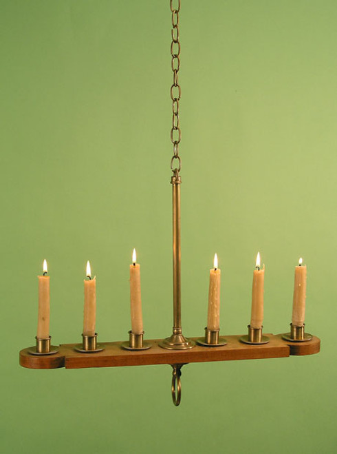 Plymouth Colonial Candle Board