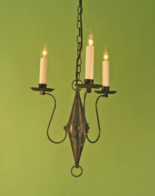 Winterthur Chandelier - 3 Light