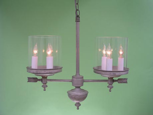 Berkshire Two Arm Chandelier
