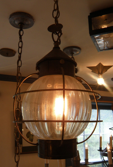 Edgartown Hanging Lantern - Small