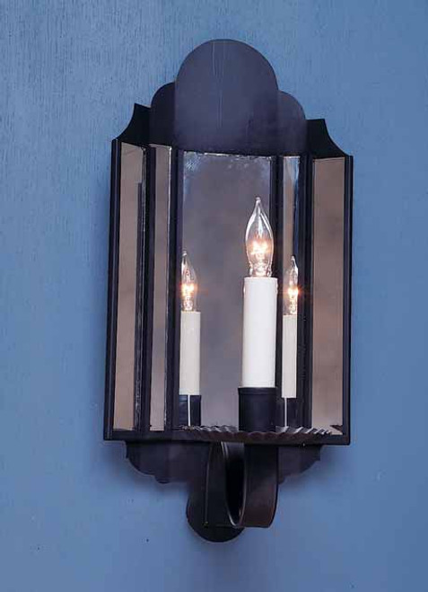 Philadelphia Carpenter's Hall Sconce - Small