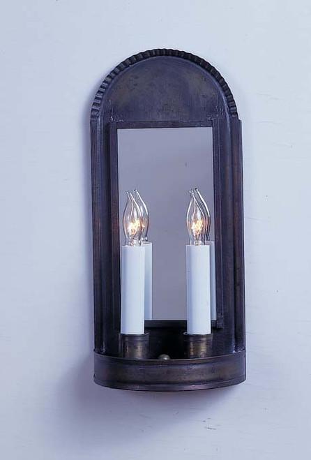 Montgomery Mirrored Sconce - 2 Light