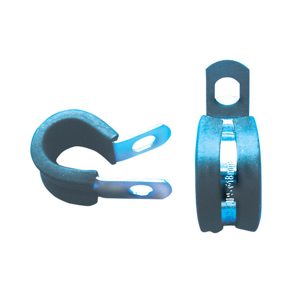 1-Pipe Matlock 15.5MM Half Saddle Clamp Heavy Duty BZP you get 10