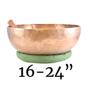 16 to 24 inch Bowls