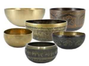 * Metal Bowls