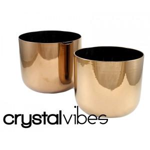 Elemental Crystal Singing Bowls