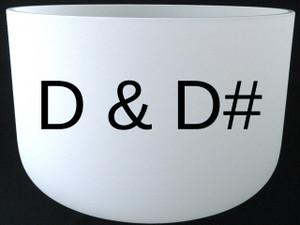 D and D#