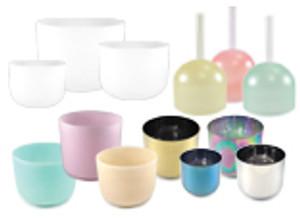 * Crystal Bowls