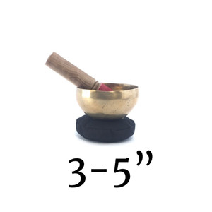 3 to 5 Inch Bowls