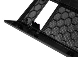 """MCX-0005 Front Panel with 5,25"""" Adapter"""