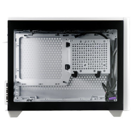MasterBox NR200(P) Glass panel (white version)
