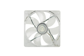 120mm Green Led Fan