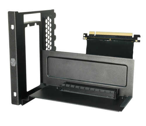 Vertical Graphic Card Holder with Riser Cable