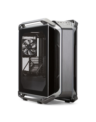 Dual-Curved Tempered Glass Side Panel for COSMOS C700M (Retail)