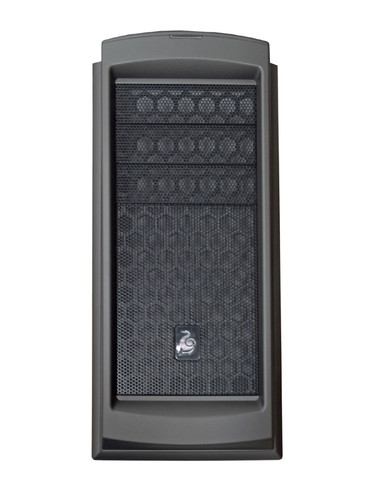 Front panel (grey)