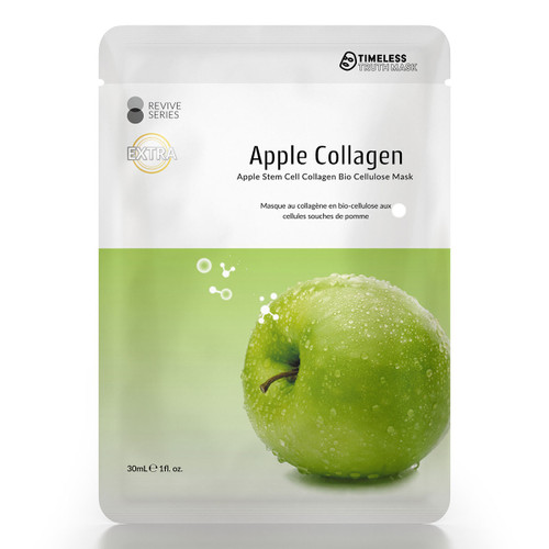 Timeless Truth Apple Stem Collagen Bio Cellulose Face Mask