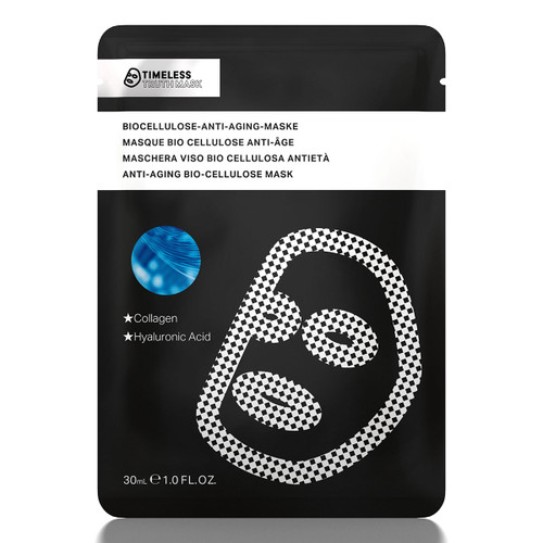 Timeless Truth Collagen & Hyaluronic Acid Anti-Ageing Bio Cellulose Mask