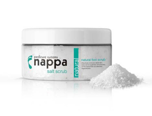Nappa Natural Foot Salt Scrub Pedicure System