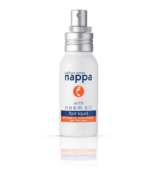 Nappa Anti-Fungal Foot Lotion with Neem Oil Spray