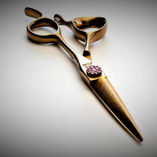 KAMISORI Jewel III Professional Haircutting Scissors Shears