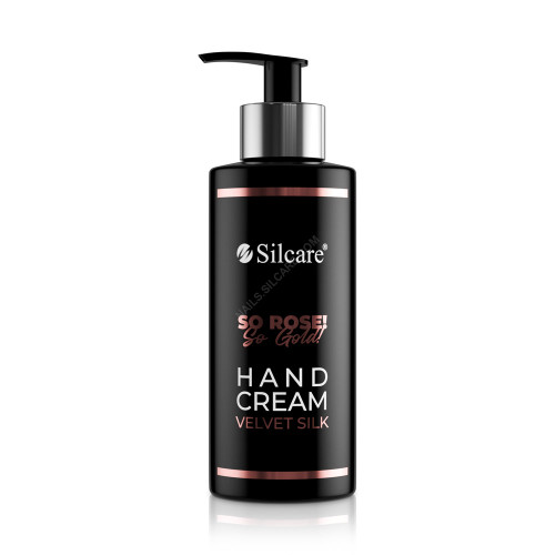 Silcare So Rose So Gold Velvet Hand Cream