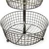 Trending Tiered Wire Basket