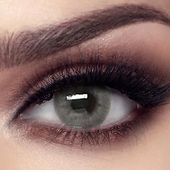 Bella Elite Cloudy Gray Lenses - One Box Two Lenses