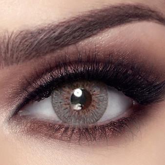 Bella Elite Silky Gray Lenses - One Box Two Lenses