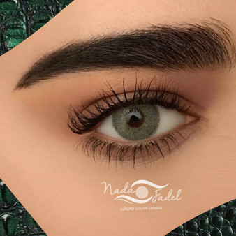 Nada Fadel Zircon Lenses - One Box Two Lenses