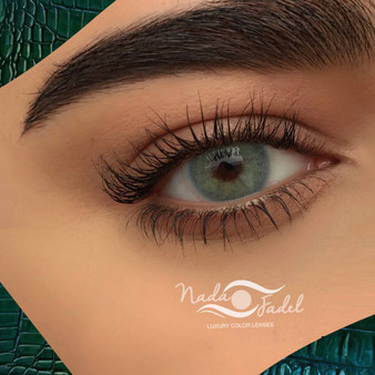 Nada Fadel Nadanic Lenses - One Box Two Lenses
