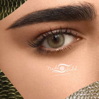 Nada Fadel Nadanon Lenses - One Box Two Lenses