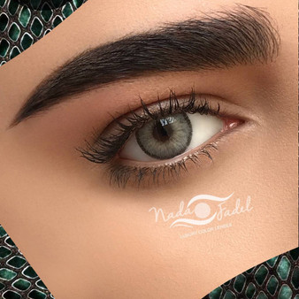 Nada Fadel Nadazen Lenses - One Box Two Lenses