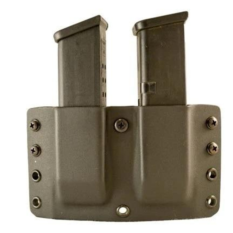 Twin Warrior™ Magazine Pouch | Ride Height Adjustable By Comp-Tac