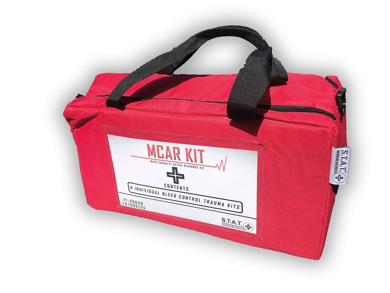 MCAR Kit - Mass Casualty Active Response Kit by STAT Medical Devices