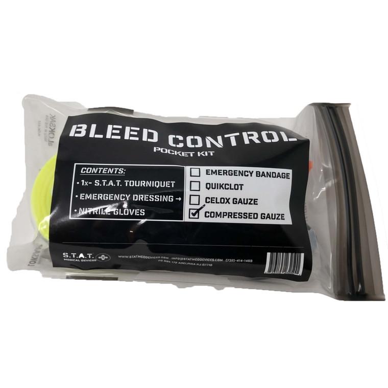 STAT Bleed Control Pocket Kit