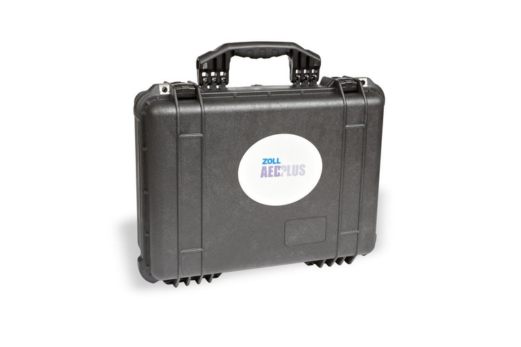 Large Pelican Case with Cut-Outs for AED Plus