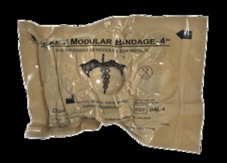 """OLAES Modular Bandage - 4"""" Flat Pack"""