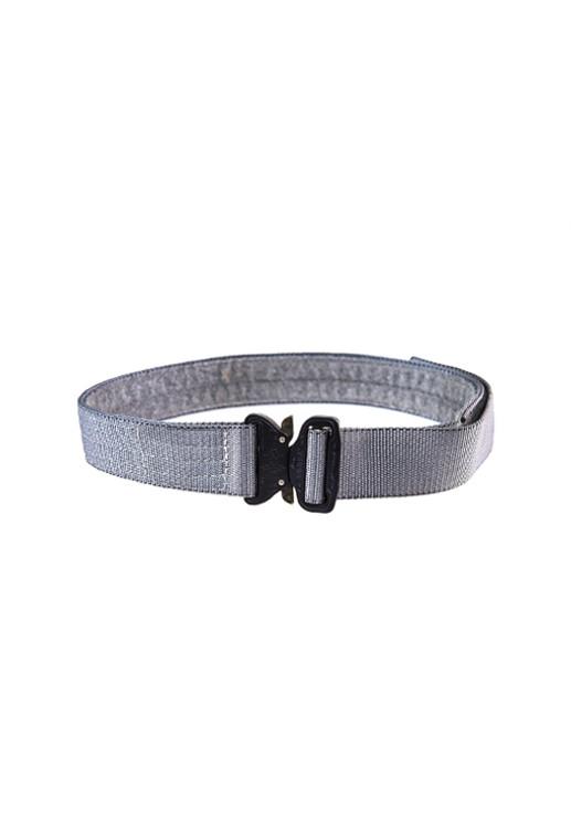 """COBRA 1.75"""" Rigger Belt w/Velcro - No D-Ring High Speed Gear Wolf Gray"""