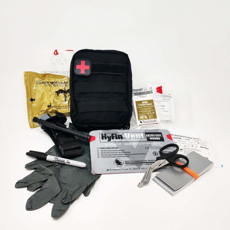 Operator Trauma Kit - Contents Only