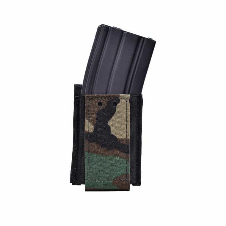 IC13 INVRT AR15 Mag Pouch – Woodland Camo