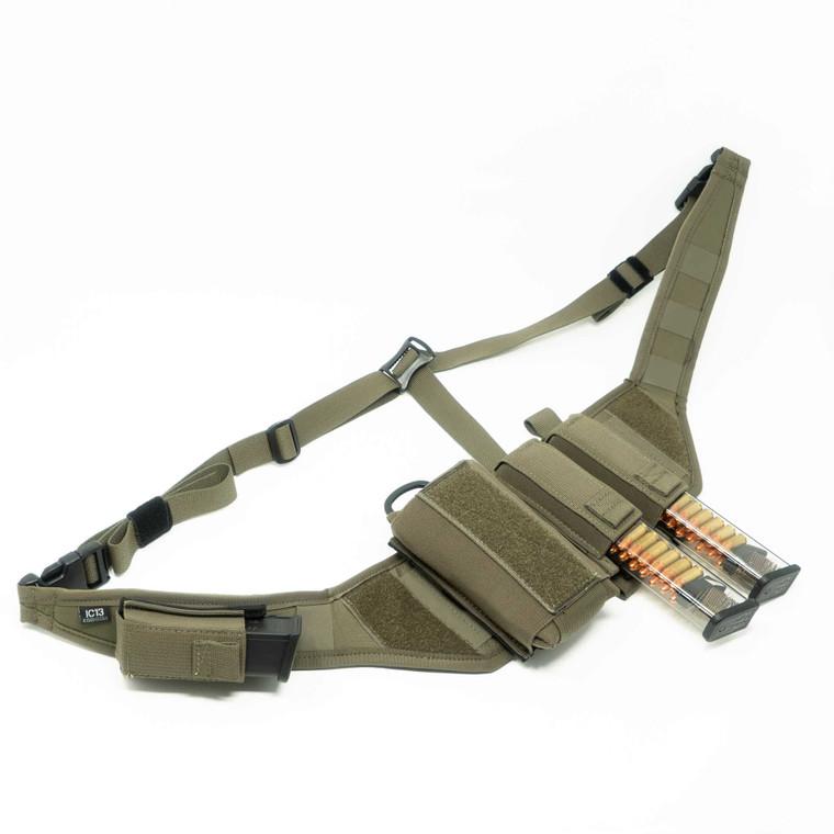INVRT Subgun Kit – Glock – Ranger Green by IC13
