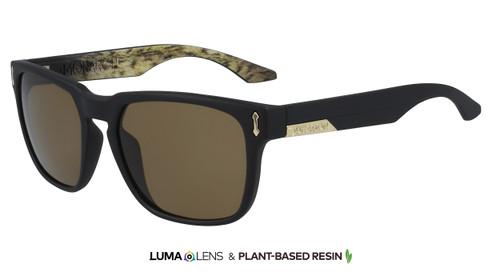 Monarch - Matte Black Lynxx w/ LL Brown