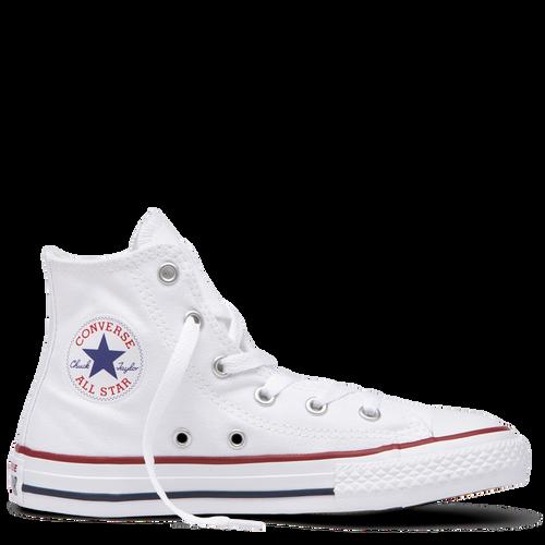 Chuck Taylor All Star Junior High Top - White