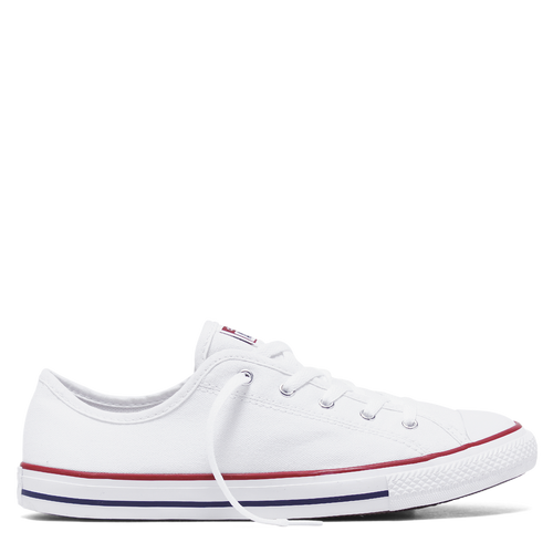 Chuck Taylor All Star Dainty Canvas Low Top - White