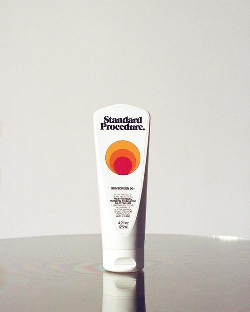 Sunscreen SPF 50+ Tube 125ml