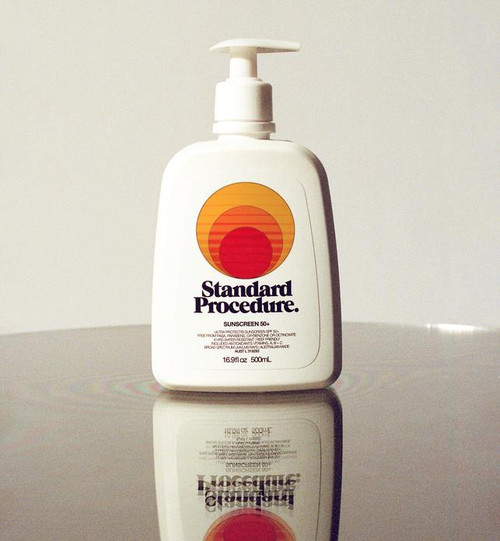 Sunscreen SPF 50+ Pump 500ml
